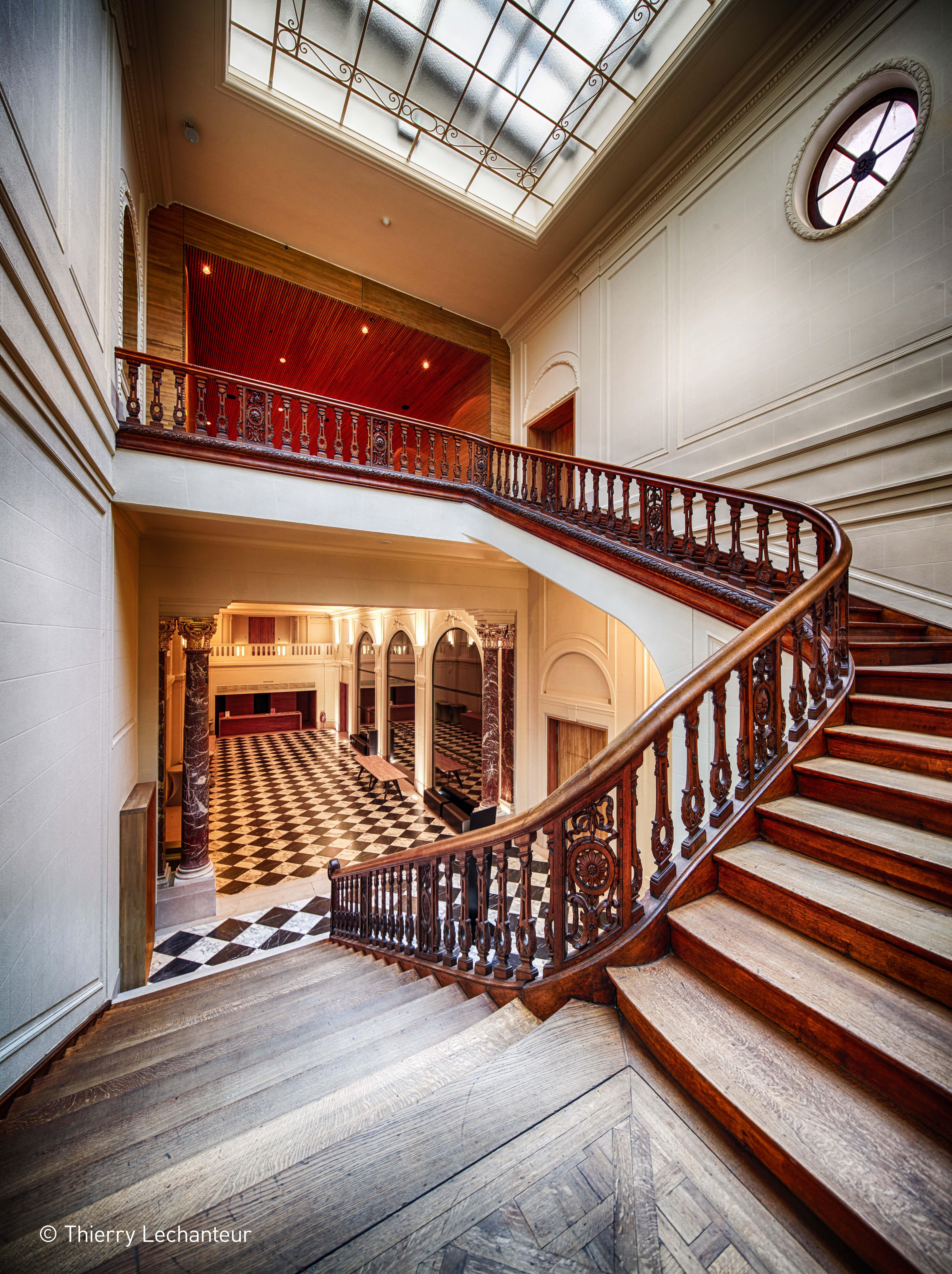 Theartre_Liege_escalier